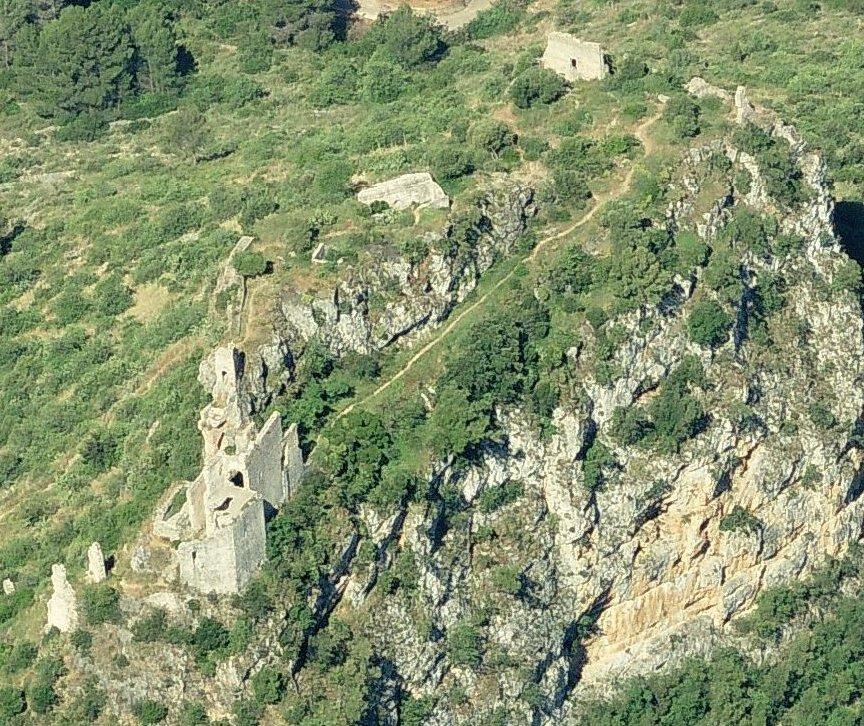 El castell de la Reina Mora
