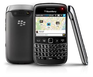 BlackBerry Bold 9790, BlackBerry Smartphone