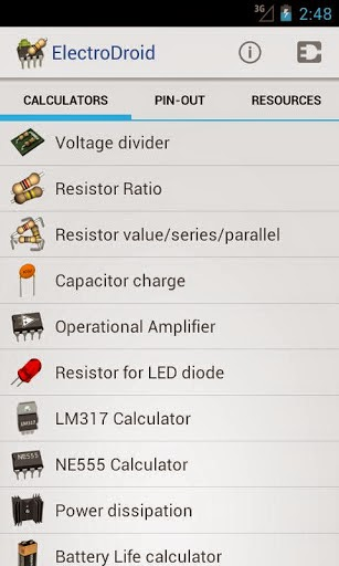 ElectroDroid Pro v3.6 full apk