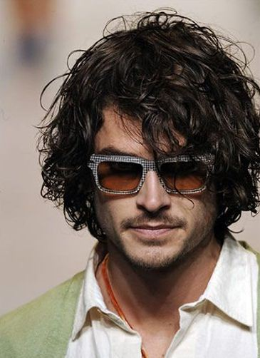 curly hairstyles for long hair 2013 on ... Trends presents Short Curly Hairstyles Trends for Mens haircuts