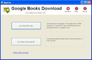 Download Google Books Download 3 + Serial