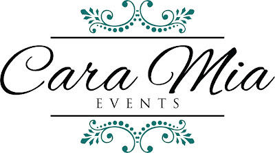 Cara Mia Events Logo