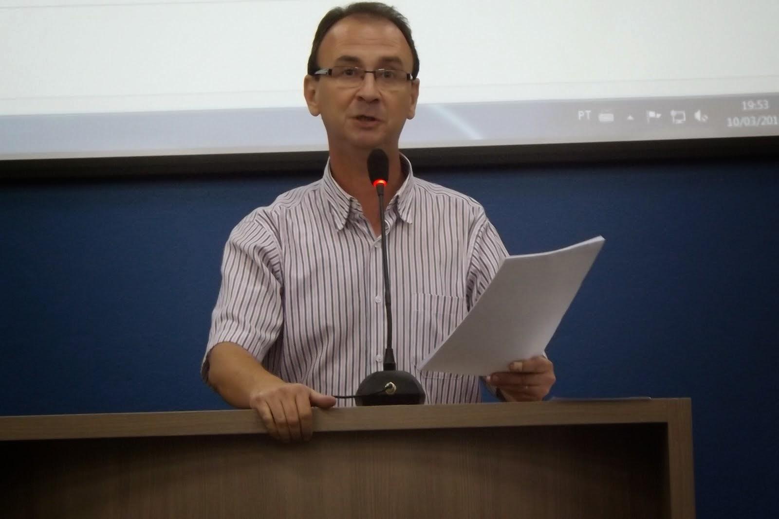 JAIR WINGERT ENCAMINHA MOÇÃO DE APELO AOS ENFERMEIROS