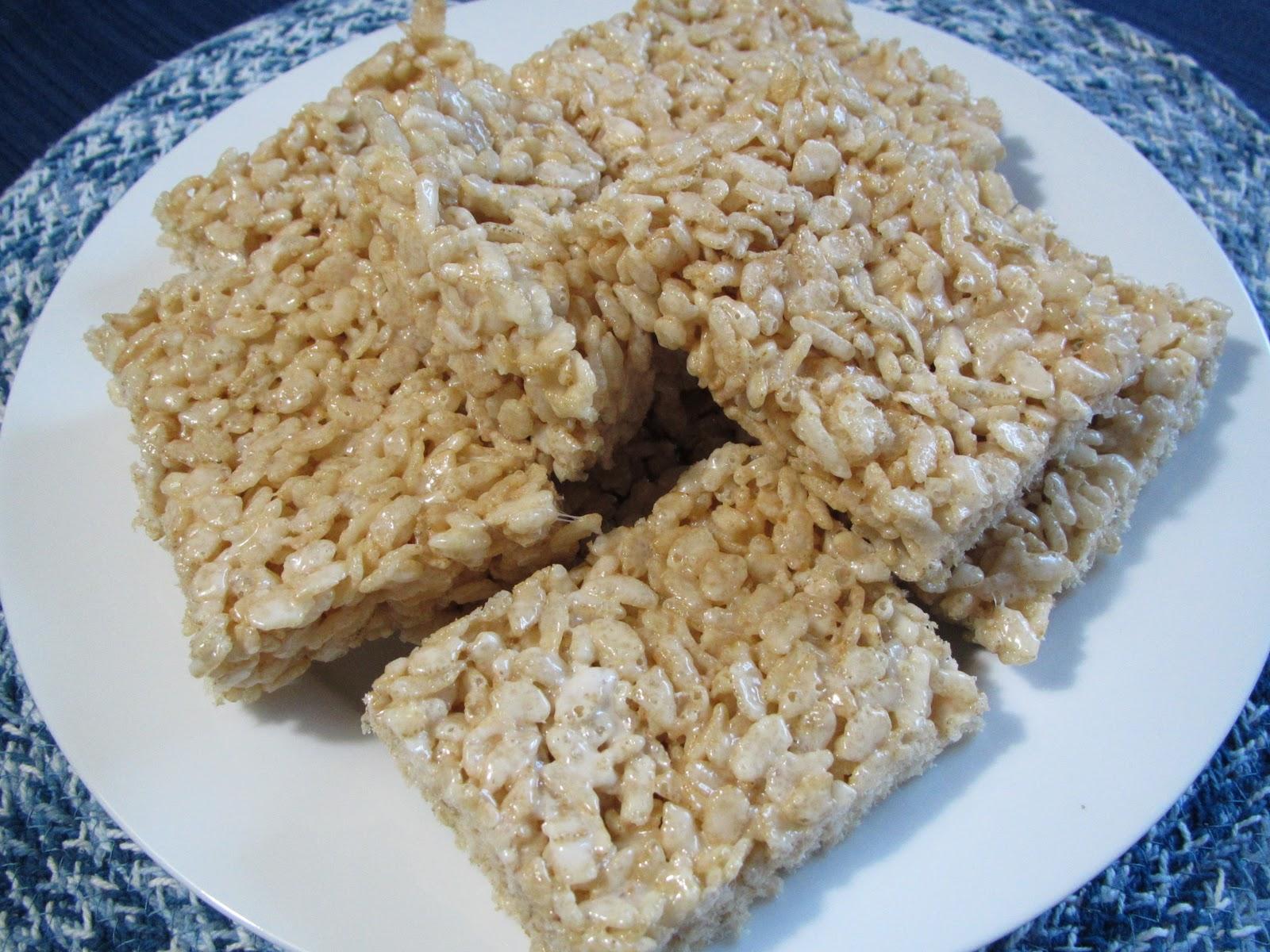 : Gluten Free Rice Krispies and Rice Krispies Treats | Gluten Free ...