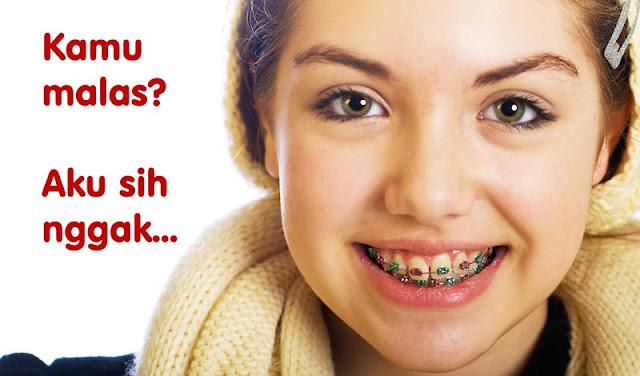 Perawatan gigi behel dan kawat gigi kesehatan mulut