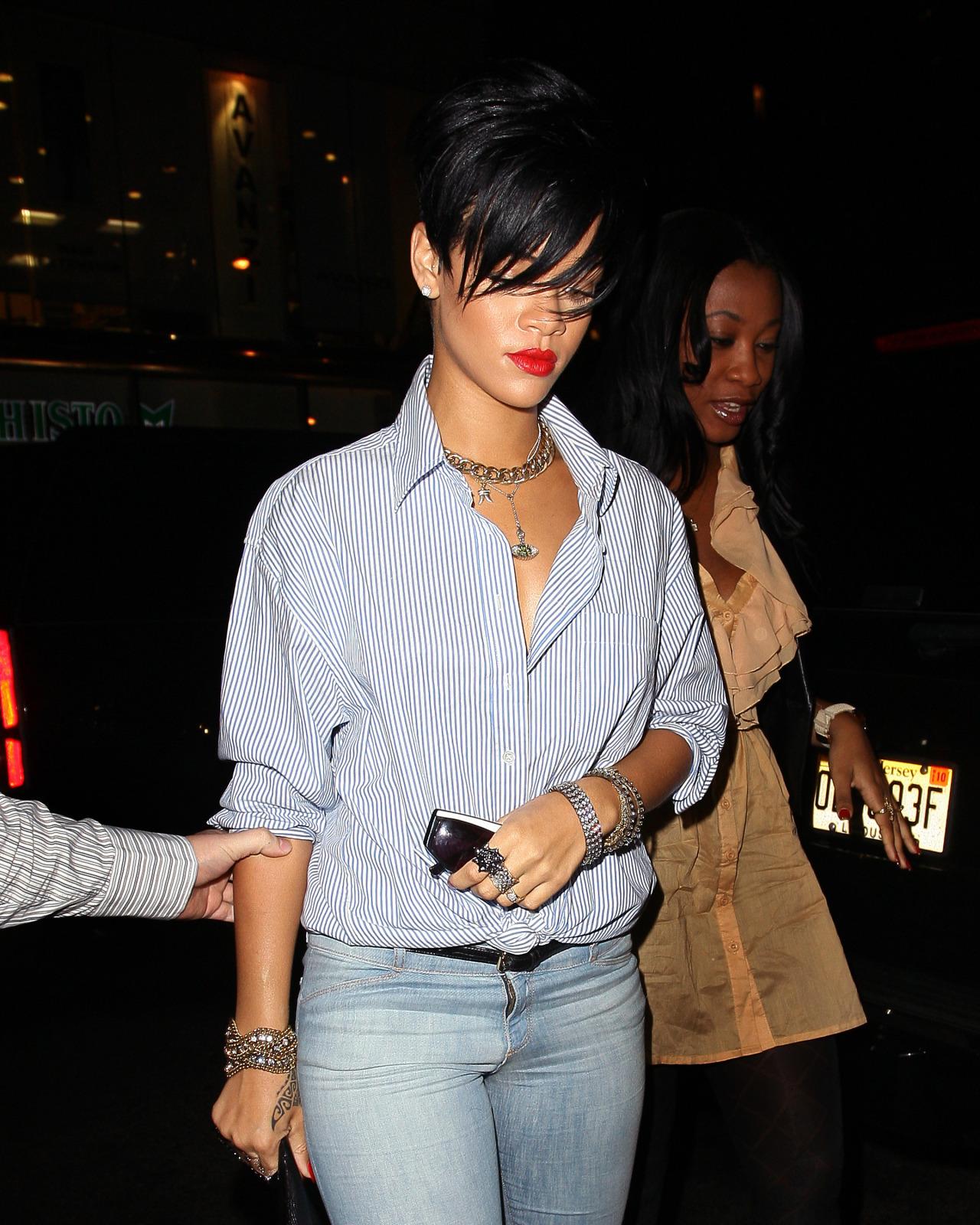 Keyva C Rihanna Style Journal