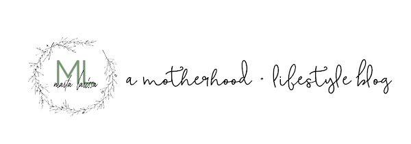 Marta Larissa :: A Motherhood + Lifestyle Blog