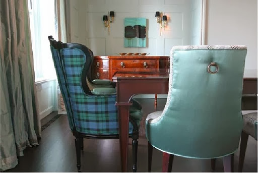 Tartan-plaid-captains-chairs