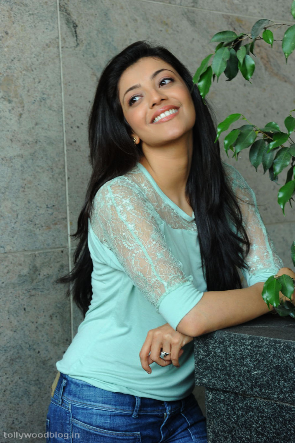 Kajal Agarwal New Photos At Sarocharu Press Meet