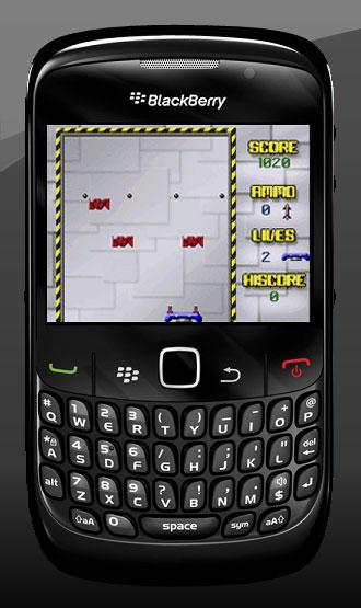 Brick Breaker Game Blackberry4