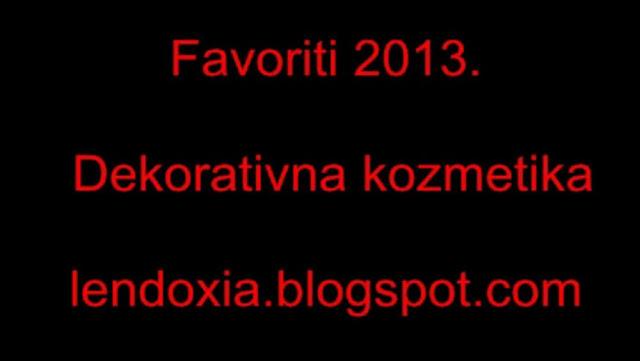 Favoriti 2013