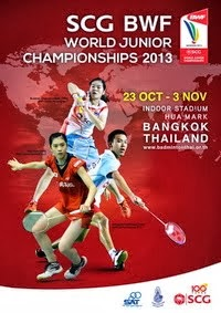 SCG World Junior Badminton Championships 2013