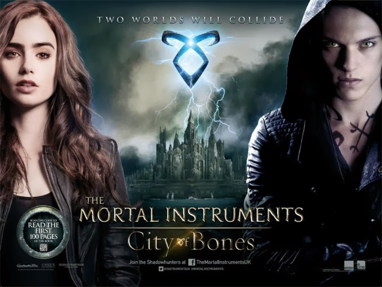 Mortal Instruments City of Bones Movie