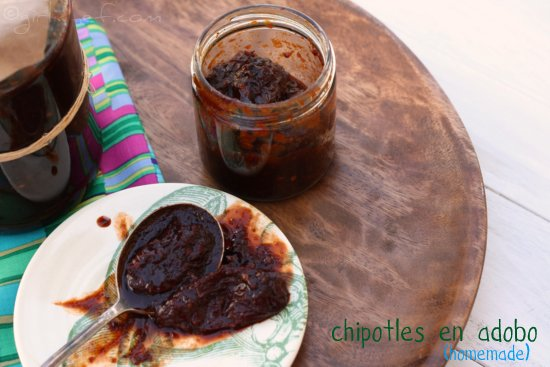 50 Women Game-Changers (in Food): #45 Diana Kennedy - Chipotles en Adobo <i>{homemade}</i>