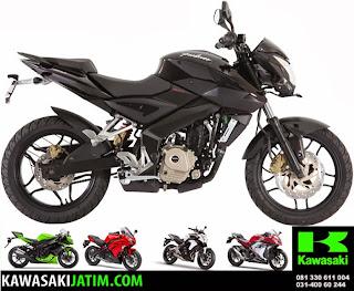 Kawasaki Bajaj Pulsar NS200