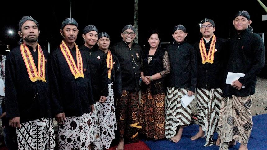 Kaweruh Jendra Hayuningrat