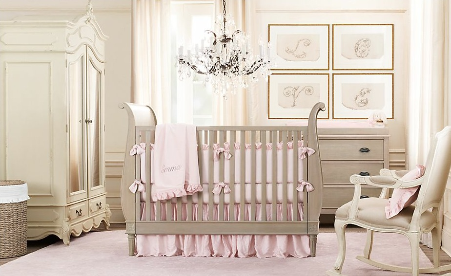 Mr and mrs raditya stories nursery room ideas for Baby girl room decoration ideas
