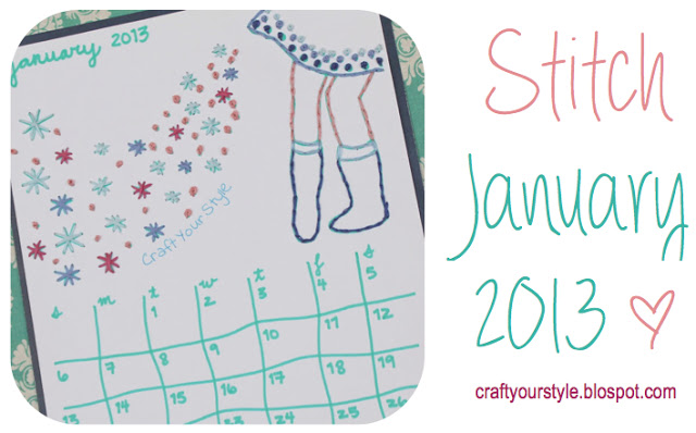 stitch january 2013