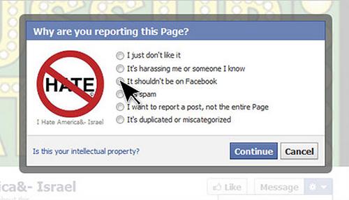 Topik Sensitif Akan Segera Dihapus Facebook