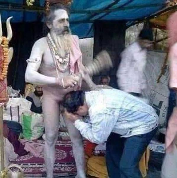 For Those Looking For Lingam Swamy After Rishi Kapoors Tweet There Isnt One