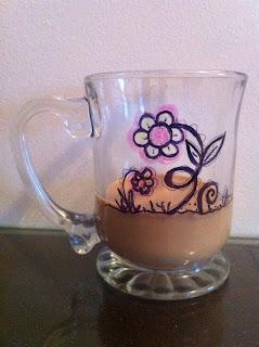 Coffee doodles!