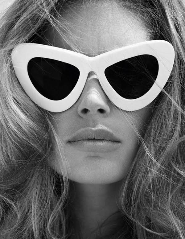 óculos-retrô