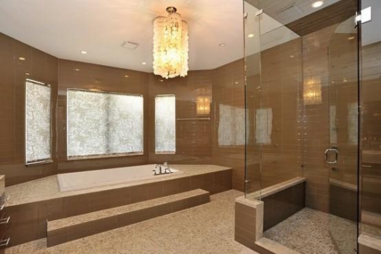 Diseno De Baños Con Tina:Diseños de baños lujosos con hermosas tinas