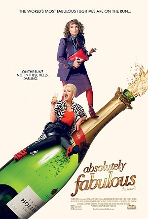 Filme Absolutely Fabulous - O Filme Blu-Ray 2016 Torrent