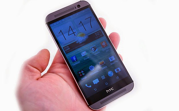 Come aggiornare HTC One M9 (software)