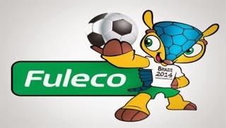 Fuleco Maskot Piala Dunia 2014 Brazil