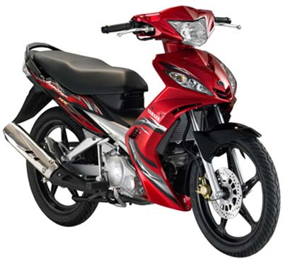 Modifikasi Jupiter Mx Cungkring