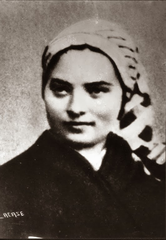 Can of Mystery: St. Bernadette of Lourdes