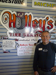 Premier Sponsor - Holley's Tire Service