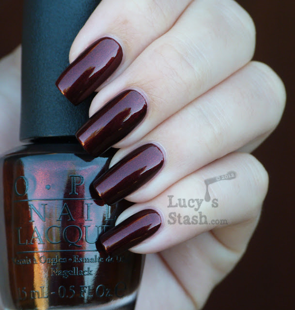 Lucy's Stash: OPI Germany German-icure By OPI