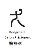 Logo Olímpico Balón Prisionero