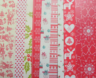 Christmas papers