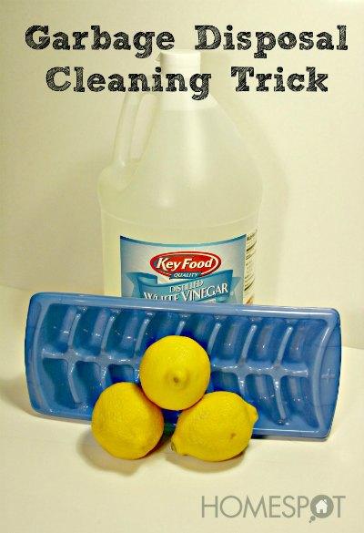 Tips membersihkan tempat sampah