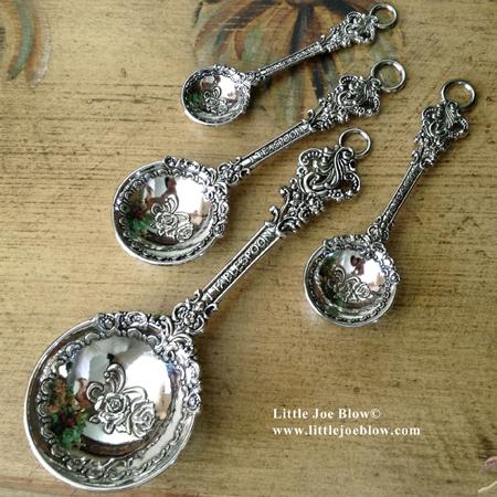 victorian measuring spoons sold on www.littlejoeblow.com photo 1
