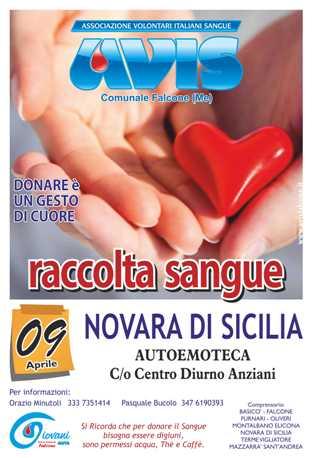 NOVARA DI SICILIA 9 APRILE 2017 AUTOEMOTECA C/O CENTRO DIURNO ANZIANI