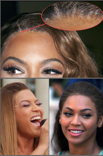Worst lace front wigs