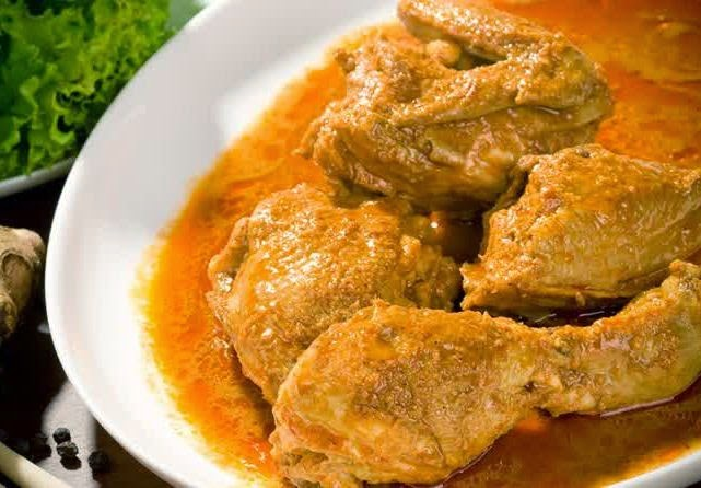Resep Ayam Goreng Bumbu Gulai Paling Praktis