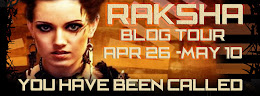 Raksha Blog tour