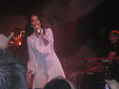 Tarja Turunen concierto Madrid 2012