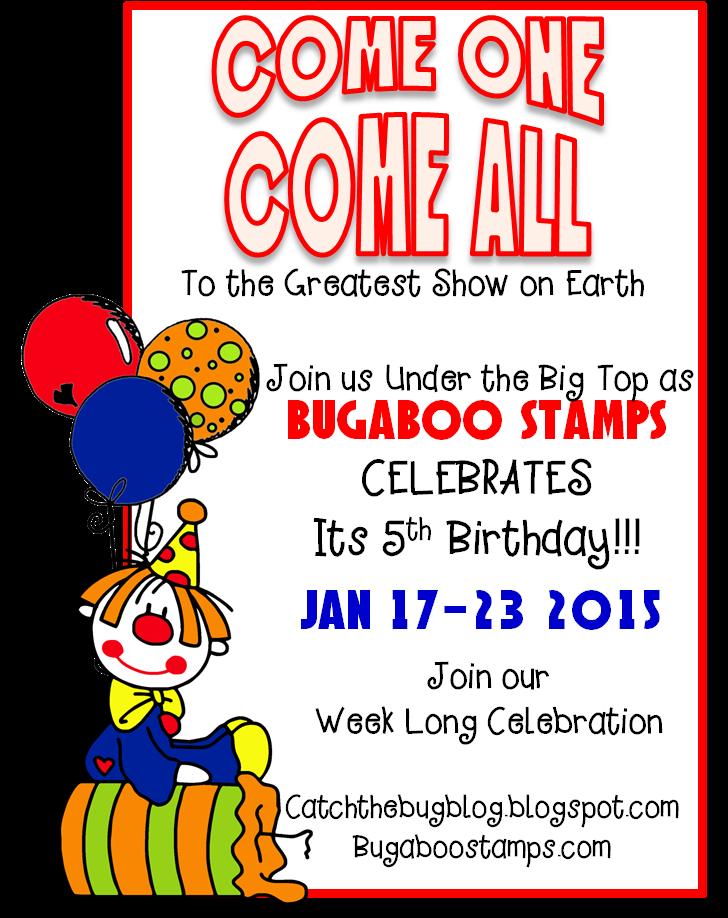 Bugaboo's 5th Birthday Bash!