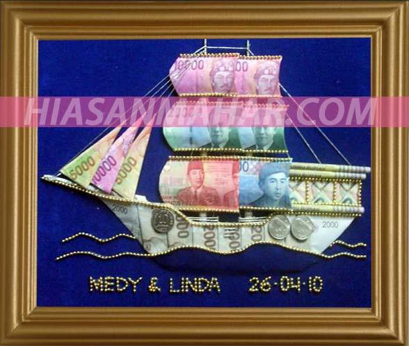 Hias Mahar Uang - Mas Kawin 08