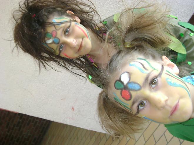 maquillage des arbres (Juliette & Suzane)