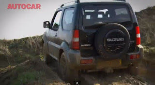 Suzuki Jimny vs. Land Rover Defender