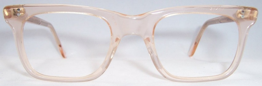 Pink NHS Glasses, 1970s,