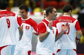 CM 2013: La Tunisie confirme face à l'Allemagne
