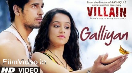 Galliyan - Ek Villain (2014) HD Music Video